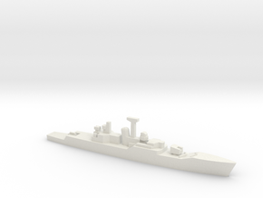 Rothesay-class frigate (1969), 1/2400 in White Natural Versatile Plastic