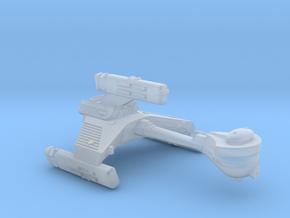 3125 Scale Klingon F6B Battle Frigate WEM in Smooth Fine Detail Plastic