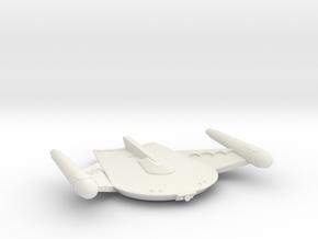 3125 Scale Romulan War Eagle MGL in White Natural Versatile Plastic