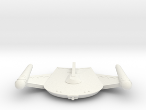 3788 Scale Romulan War Eagle MGL in White Natural Versatile Plastic