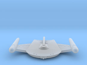 3788 Scale Romulan War Eagle MGL in Smooth Fine Detail Plastic