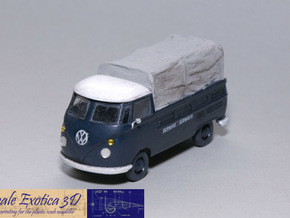 1/72 VW Type 26  in Smooth Fine Detail Plastic