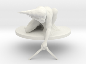 The Ancient of Days Statuette in White Premium Strong & Flexible