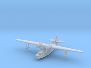 Sikorsky S-43 1/285 & 1/288 scale with u/c up in Smooth Fine Detail Plastic: 6mm