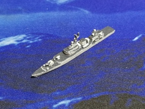053H3 Frigate, (2017 Modernization), 1/1800 in White Natural Versatile Plastic