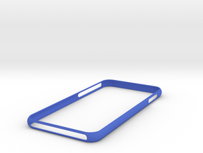 IPhone X  Bumper    NEW  ! in Blue Processed Versatile Plastic