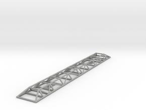 "11"" Scale Eagle Transporter Spine in Aluminum"