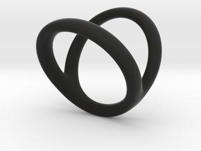 Ring 1 for fergacookie D1 3 D2 4 Len 180 in Black Premium Strong & Flexible