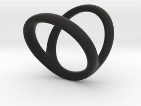Ring 2 for fergacookie D1 2 1-2 D2 3 1-2 Len 20 in Black Premium Strong & Flexible
