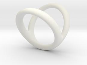 Ring 5 for fergacookie D1 2 D2 3 Len 17 in White Premium Strong & Flexible
