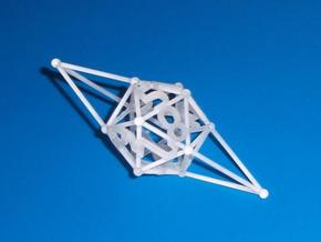 Stick die D12 in White Natural Versatile Plastic