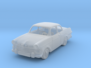 Opel Rekord   1:120 TT in Smooth Fine Detail Plastic
