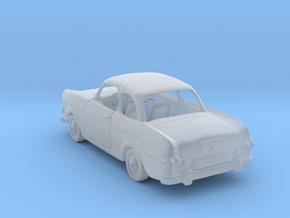 Opel Rekord  1:87  HO in Smooth Fine Detail Plastic
