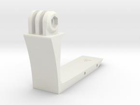 Mavic Pro Tablet Mount v4 bottom-mid in White Natural Versatile Plastic