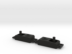 Dummy Servo V2 2-Pack in Black Natural Versatile Plastic