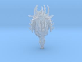 Alien Bug Spore Pod in Smooth Fine Detail Plastic