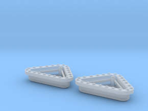 1.5 SUPER PUMA / EC725 CABIN DOOR JETTISON in Smooth Fine Detail Plastic