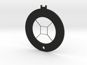 Multi-layer Star light Filter-filter_square in Black Natural Versatile Plastic