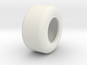 Drag Slick 28x15 1/16  in White Natural Versatile Plastic