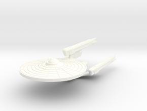 3788 Ascension in White Processed Versatile Plastic