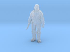 UNSC Orbital Drop Shock Trooper ODST HALO in Smooth Fine Detail Plastic