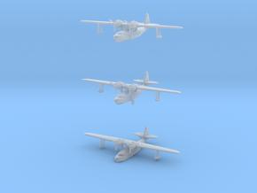 Sikorsky JRS-1 1/700 scale Set in Smoothest Fine Detail Plastic