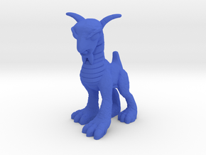 Kliffbeest Colt in Blue Processed Versatile Plastic: Medium