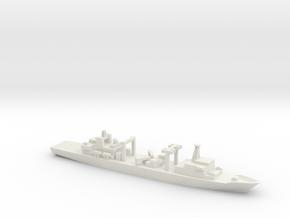Type 903 replenishment ship, 1/1250 in White Natural Versatile Plastic