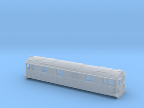 Swedish SJ electric locomotive type Dg2 - N-scale in Smooth Fine Detail Plastic