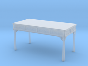 Printle Thing Table 02 - 1/72 in Smooth Fine Detail Plastic