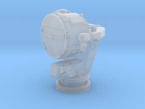 1/100 DKM 160cm Searchlight in Smooth Fine Detail Plastic