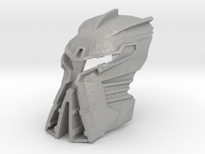 Kanohi Ignika V2  in Raw Aluminum