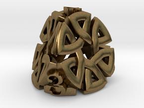 Celtic D4 Alternative in Natural Bronze