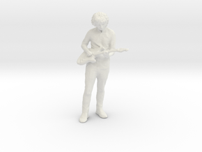 Printle F Jeff Buckley - 1/24 - wob in White Natural Versatile Plastic