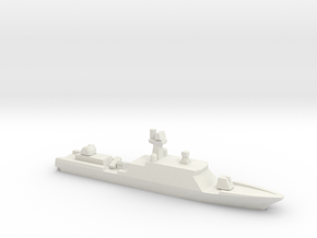 Gumdoksuri-class patrol vessel (late ver.), 1/1800 in White Natural Versatile Plastic