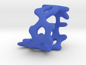 Type D1-l in Blue Processed Versatile Plastic