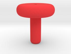 T 3D Light Shaper in Red Processed Versatile Plastic