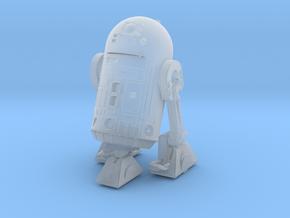 1/48 Spaceship Diorama Robot HD in Smoothest Fine Detail Plastic