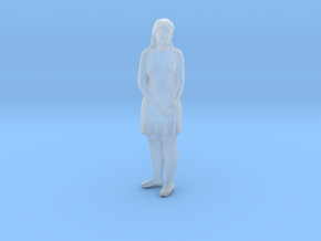 Printle C Femme 085 - 1/72 - wob in Smooth Fine Detail Plastic