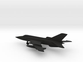 Nanchang Q-5 Fantan in Black Natural Versatile Plastic: 1:200
