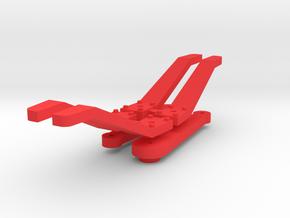 S1-711  Bahnräumer Märklin BR80 in Red Processed Versatile Plastic