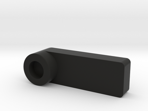 stockblock in Black Natural Versatile Plastic