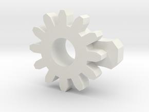 blind gear  in White Natural Versatile Plastic