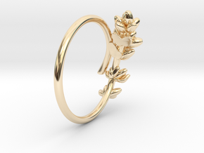 Lavender Ring in 14K Yellow Gold: 5 / 49