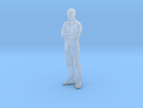 Printle C Kid 002 - 1/48 - wob in Smooth Fine Detail Plastic