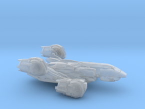 USCSS_Prometheus in Smooth Fine Detail Plastic