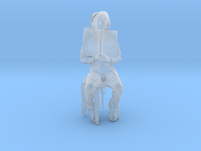 Printle C Kid 234 - 1/48 - wob in Smooth Fine Detail Plastic