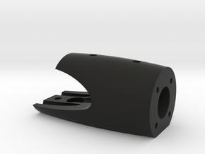 Engine support GT2815_NACA23015C150 in Black Natural Versatile Plastic