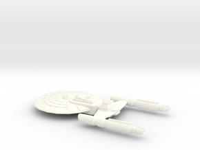 Bridgeton in White Processed Versatile Plastic