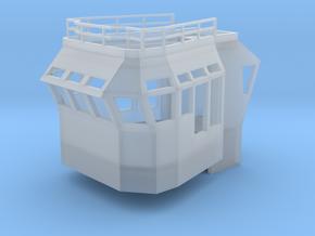 Basic Bridge 1/75 fits Harbor Tug in Smooth Fine Detail Plastic